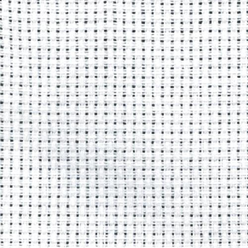 AIDA 54/10cm (14 ct) - sheet 20x25 cm white