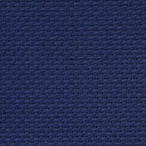 AIDA- density 54/10cm (14 ct) navy blue