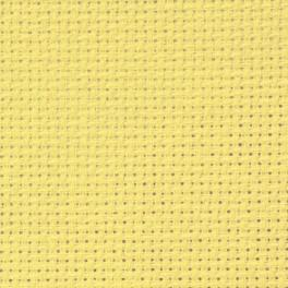 AIDA 54/10cm (14 ct) - sheet 50x100 cm yellow