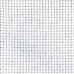 Napkin Aida 45x45 cm (1,5x1,5 ft) white