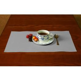 Napkin Aida 45x30 cm (1,5x1,3 ft) grey
