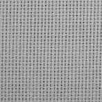 Napkin Aida 37x21 cm grey