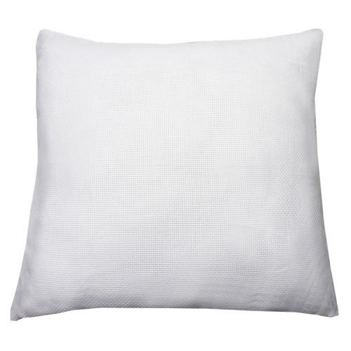 Pillow 40x40 cm, 14 ct white