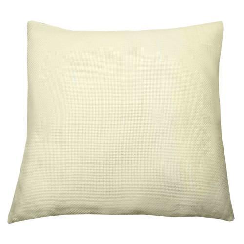 Pillow 40x40 cm, 14 ct ecru