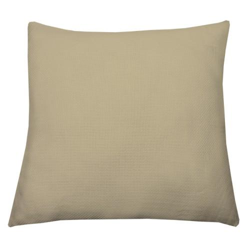 Pillow 40x40 cm, 14 ct cappuccino