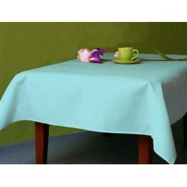 Tablecloth Aida 110x160 cm (1,2x1,7 yd) blue