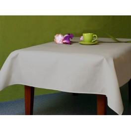 Tablecloth Aida 110x160 cm (1,2x1,7 yd) gray