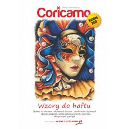 Katalog wzorów do haftu Coricamo