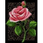 Cross Stitch pattern - The rose