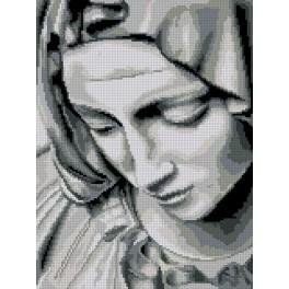 GC 3076 Cross Stitch pattern - Pieta by Michelangelo
