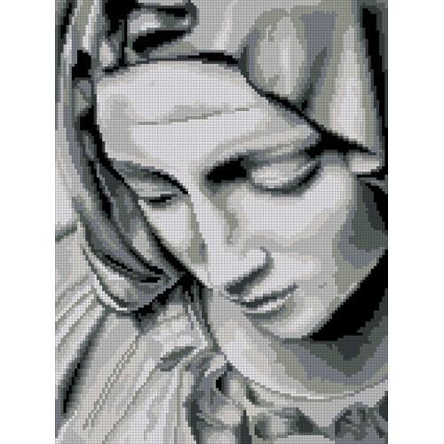 Cross Stitch pattern - Pieta by Michelangelo