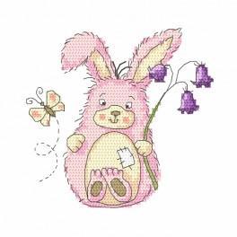 Tapestry aida - Funny bunny