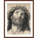 Tapestry aida - Jesus Christ by Guido Reni