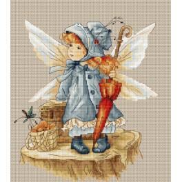 Cross stitch kit - Fairy