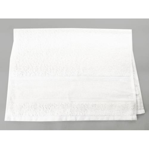 918-01 Towes frotte white 40x60 cm