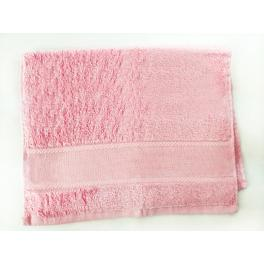 Towels frotte Pink.