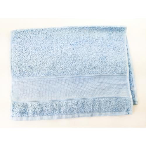 Towel frotte sky blue 40x60 cm