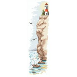 W 10119 ONLINE pattern - Lighthouse