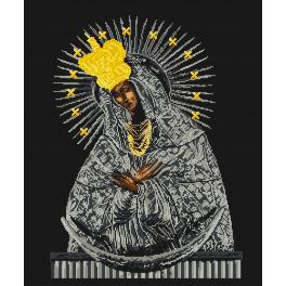 Tapestry canvas - The Holy Virgin of Ostra Brama