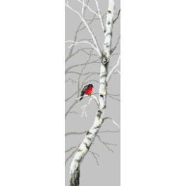 Pattern online - Birches III