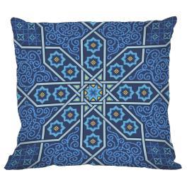 Online pattern - Moroccan pillow II