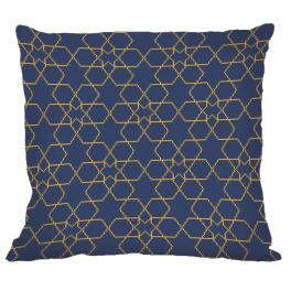 Cross stitch kit - Moroccan pillow III
