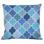 Cross Stitch pattern - Moroccan pillow IV