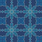 Graphic pattern – Moroccan tablecloth II