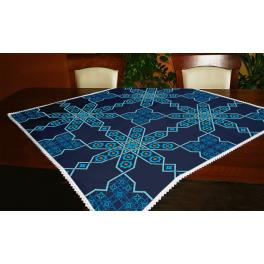 Cross stitch kit - Moroccan tablecloth II