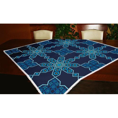 Cross stitch kit - Moroccan tablecloth II