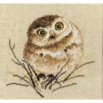 Cross stitch kit - Owl