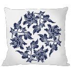 Cross Stitch pattern - Pillow - Chinese porcelain I