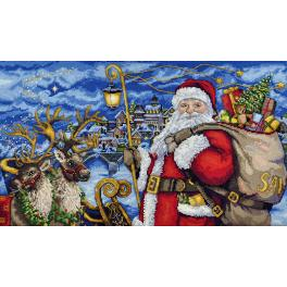 MER K-106 Cross stitch kit - Magical Journey