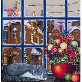 Cross stitch kit - Winter Dream