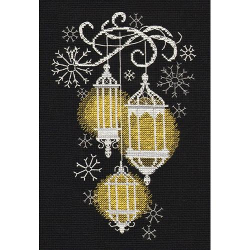 Cross stitch kit - Magic of Christmas