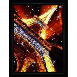 Diamond painting kit - Paris lights
