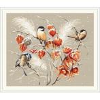 Cross stitch kit - Bird paradise