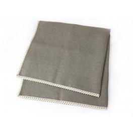 993 Tablecloth Aida 90x90 cm, 9ct linen