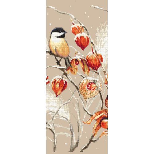 Online pattern - Bird paradise II