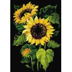Diamond painting kit - Sunflowers