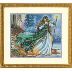 Cross stitch kit - Woodland Enchantress