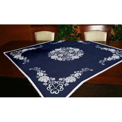 Cross stitch kit -Tablecloth - Chinese porcelain II