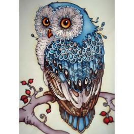Diamond painting kit - Owl