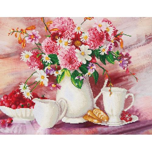 DD13.002 Diamond painting kit - Romantic tea time