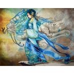 DD15.014 Diamond painting kit - Dragon princess