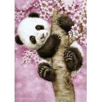 WD076 Diamond painting kit - Sweet panda