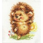 Cross stitch kit - Hello new day!