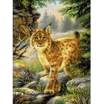 Cross stitch kit - Forest hostess