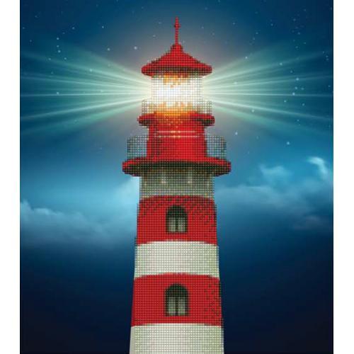 DA49941 Diamond painting kit - Lighthouse