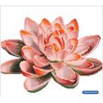 DA49387 Diamond painting kit - Lotus